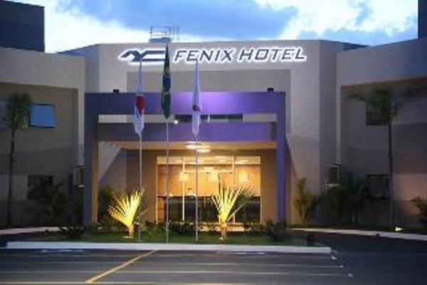 Fenix Hotel Araxa - фото 23
