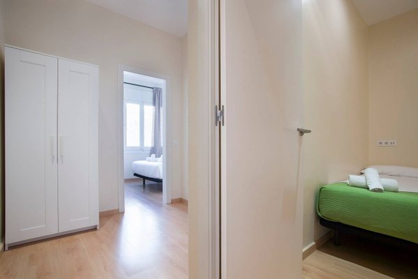Bbarcelona Apartments Corsega Flats - 21