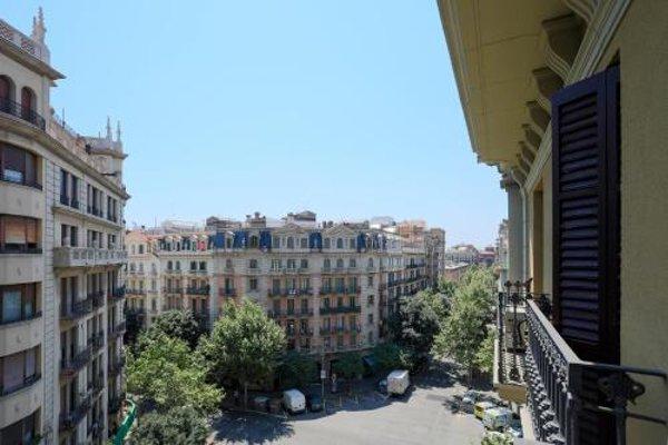 Bbarcelona Apartments Corsega Flats - 23