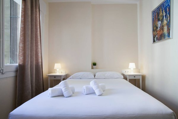 Bbarcelona Apartments Corsega Flats - 4