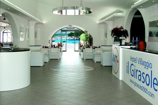 Family Beach Resort il Girasole - фото 11