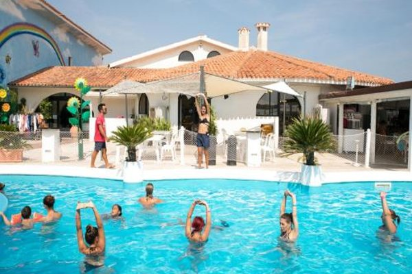Family Beach Resort il Girasole - фото 19