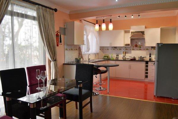 Fahari Palace Serviced Apartments - фото 15