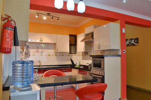Fahari Palace Serviced Apartments - фото 16