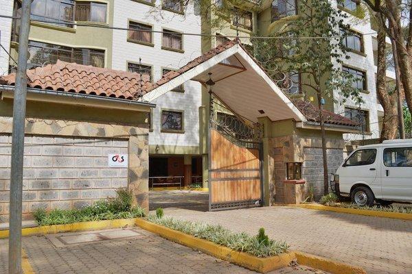 Fahari Palace Serviced Apartments - фото 18