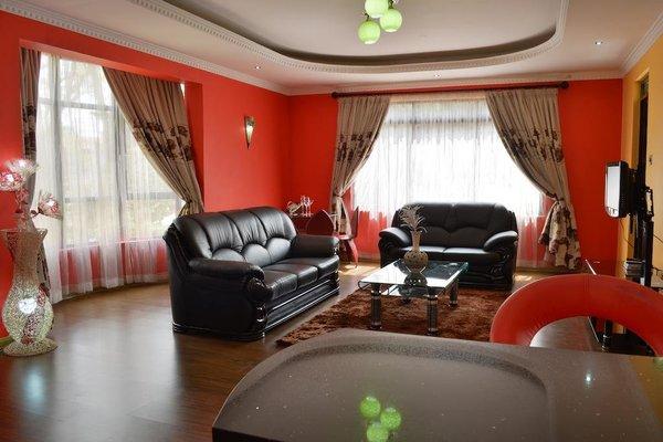 Fahari Palace Serviced Apartments - фото 7