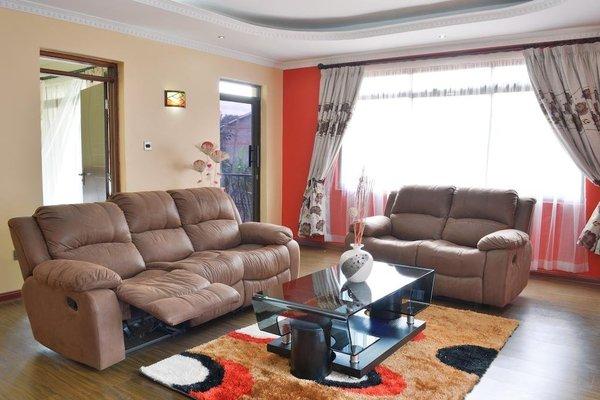 Fahari Palace Serviced Apartments - фото 9