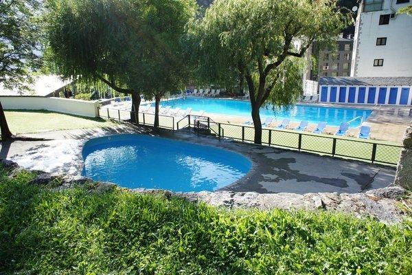 Hotel Spa Termes SERHS Carlemany - фото 21