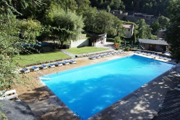 Hotel Spa Termes SERHS Carlemany - фото 22