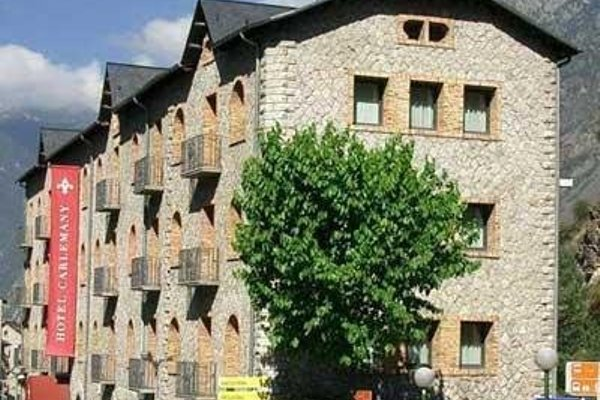 Hotel Spa Termes SERHS Carlemany - фото 23