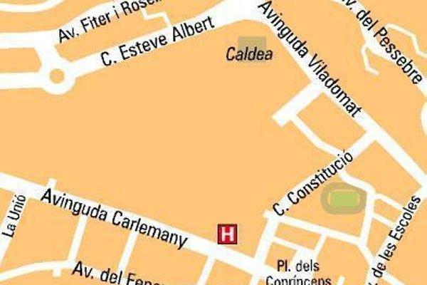 Hotel Spa Termes SERHS Carlemany - фото 6