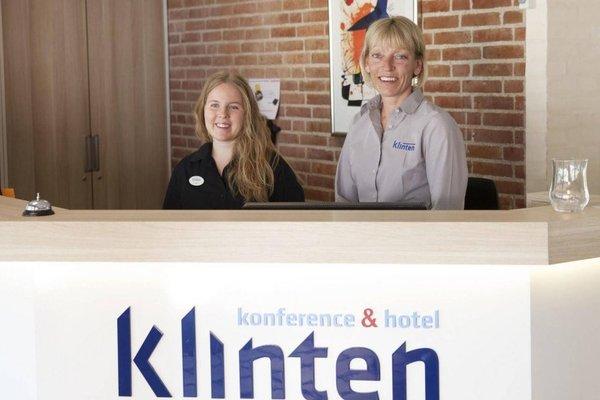 Konference & Hotel Klinten - фото 11
