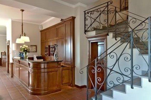FH Hotel Villa Fiesole - фото 11