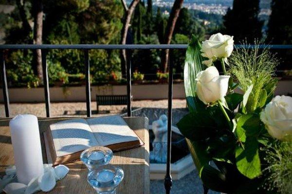FH Hotel Villa Fiesole - фото 14