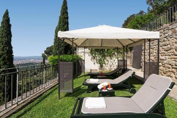 FH Hotel Villa Fiesole - фото 15