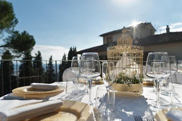 FH Hotel Villa Fiesole - фото 16