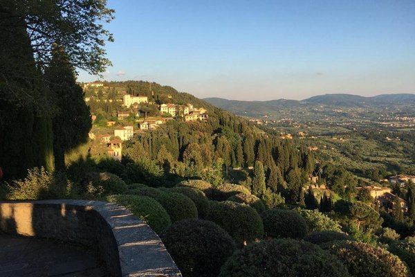 FH Hotel Villa Fiesole - фото 18
