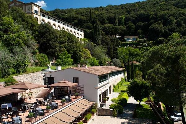 FH Hotel Villa Fiesole - фото 21