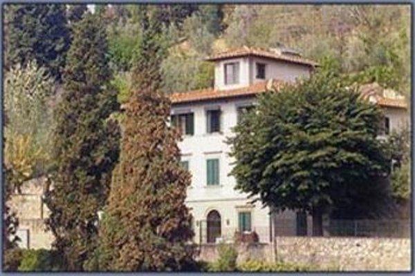 FH Hotel Villa Fiesole - фото 22