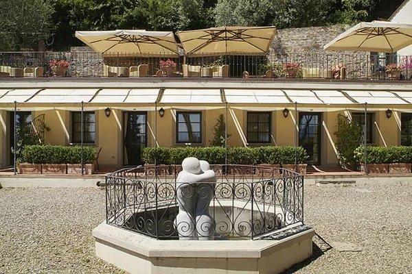 FH Hotel Villa Fiesole - фото 23