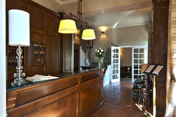 FH Hotel Villa Fiesole - фото 9