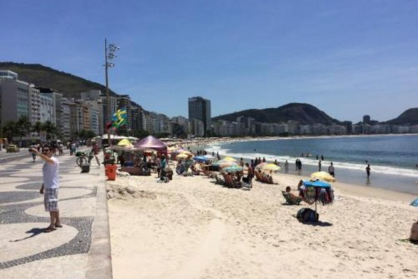 Copacabana Fatima Beach - фото 23