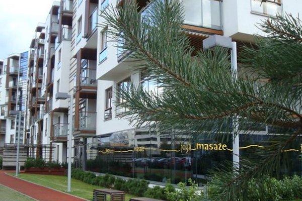 Apartamenty Ostsee w Olympic Park - фото 45