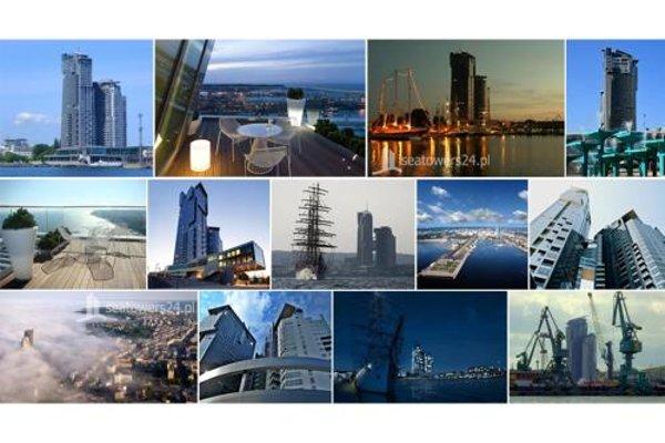 Sea Towers - Ekskluzywne Apartamenty - фото 50