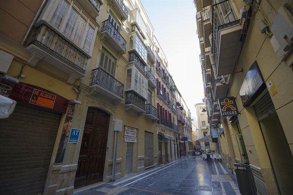 Apartamentos Gibralfaro Centro - фото 23