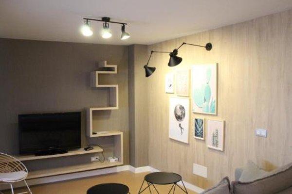 Apartamentos Gibralfaro Centro - фото 7