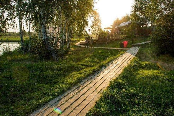 Парк Никола Ленивец - фото 18
