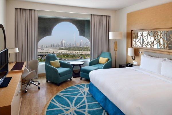 Marriott Executive Apartments Dubai Al Jaddaf - фото 65