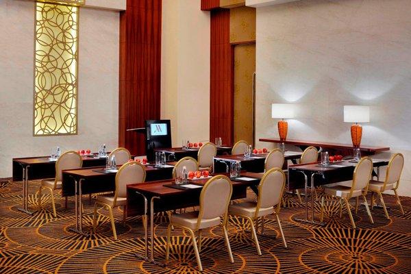 Marriott Executive Apartments Dubai Al Jaddaf - фото 40