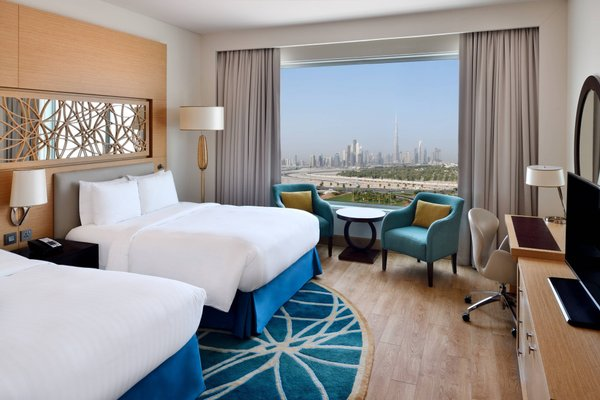 Marriott Executive Apartments Dubai Al Jaddaf - фото 28