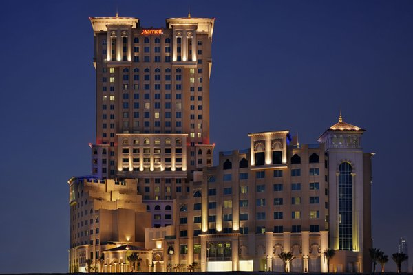 Marriott Executive Apartments Dubai Al Jaddaf - фото 48