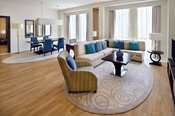 Marriott Executive Apartments Dubai Al Jaddaf - фото 29