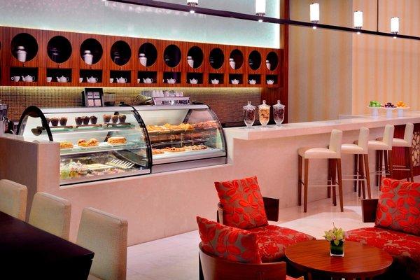 Marriott Executive Apartments Dubai Al Jaddaf - фото 34