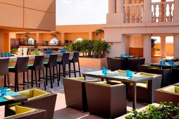 Marriott Executive Apartments Dubai Al Jaddaf - фото 35