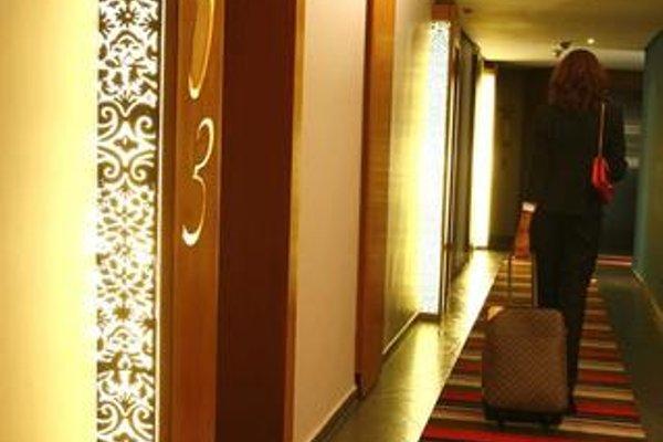 Jm Suites Hotel & Spa - фото 16