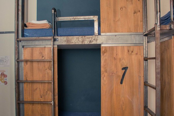 Black Swan Hostel Sevilla - фото 20