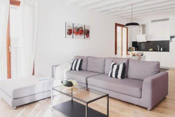 Apartamento Santa Creu - фото 45
