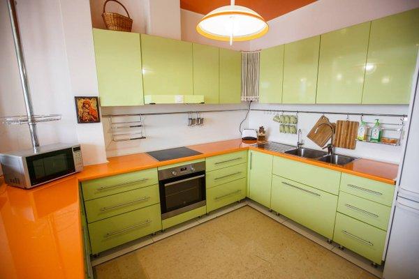 Апартаменты на Виноградной - фото 37