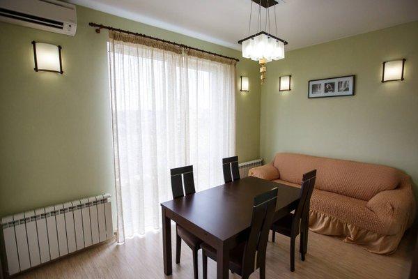 Апартаменты на Виноградной - фото 32