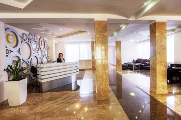 Отель «Цахкаовит» - фото 16