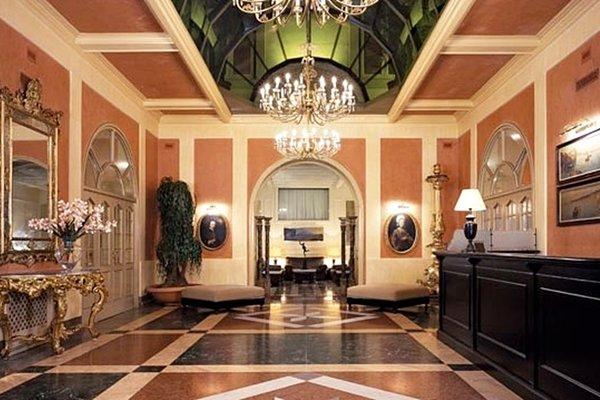 Eurostars Centrale Palace Hotel - фото 14