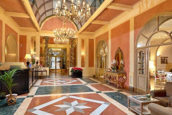 Eurostars Centrale Palace Hotel - фото 15