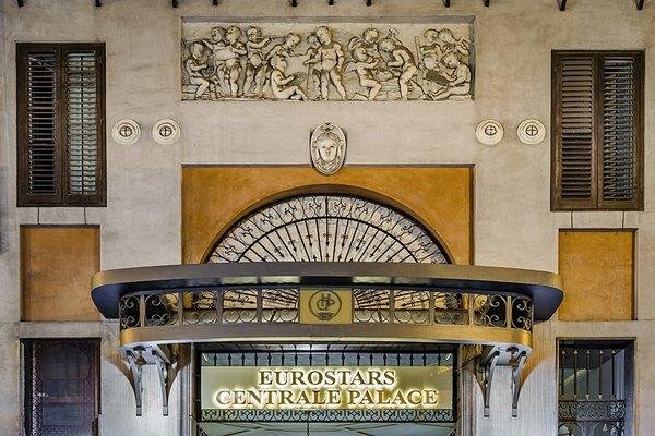 Eurostars Centrale Palace Hotel - фото 20
