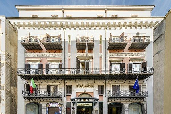 Eurostars Centrale Palace Hotel - фото 22