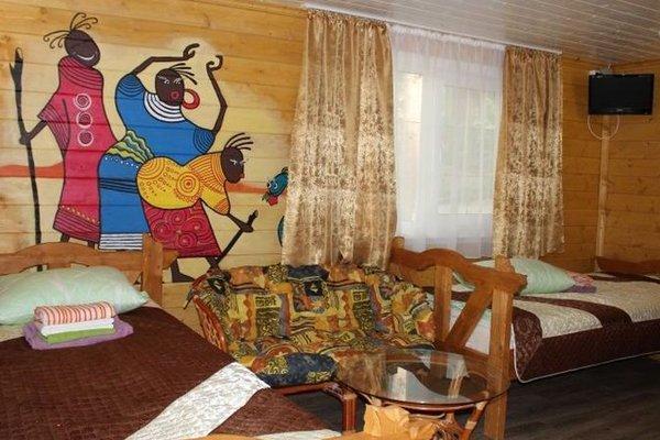 Кипарисовая Усадьба Отель - фото 7