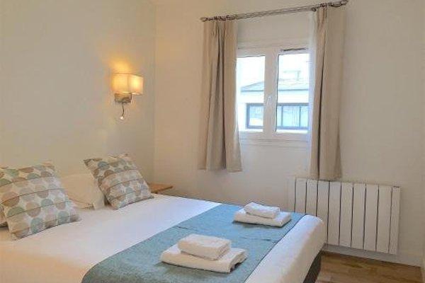 Jardin Saint Honore Apartments - фото 13